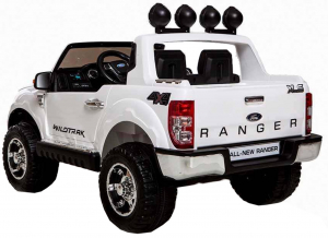 Masinuta electrica Premier Ford Ranger, 12V, roti cauciuc EVA, scaun piele ecologica4
