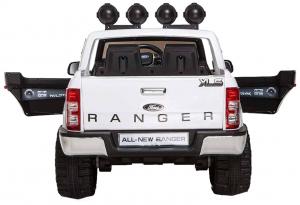 Masinuta electrica Premier Ford Ranger, 12V, roti cauciuc EVA, scaun piele ecologica1