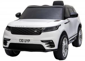 Masinuta electrica Premier Range Rover Velar, 12V, roti cauciuc EVA, scaun piele ecologica0