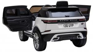 Masinuta electrica Premier Range Rover Velar, 12V, roti cauciuc EVA, scaun piele ecologica9