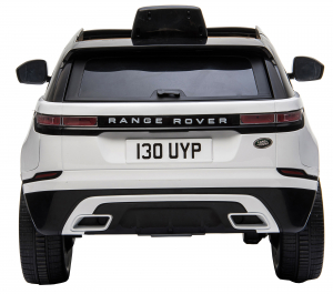 Masinuta electrica Premier Range Rover Velar, 12V, roti cauciuc EVA, scaun piele ecologica6