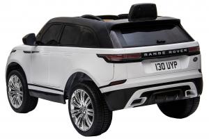 Masinuta electrica Premier Range Rover Velar, 12V, roti cauciuc EVA, scaun piele ecologica5