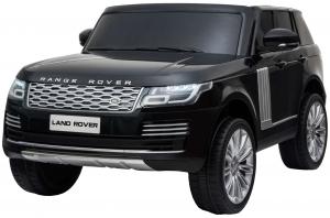 Masinuta electrica Premier Range Rover Vogue HSE, 12V, 2 locuri, roti cauciuc EVA, scaun piele ecologica, negru [0]