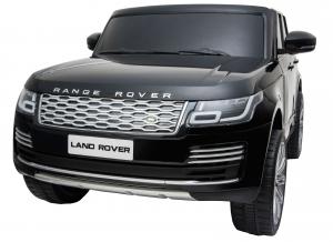Masinuta electrica Premier Range Rover Vogue HSE, 12V, 2 locuri, roti cauciuc EVA, scaun piele ecologica, negru [11]