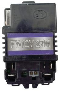 Modul telecomanda 27MHz, 12V, HC-1038, FY-12V0