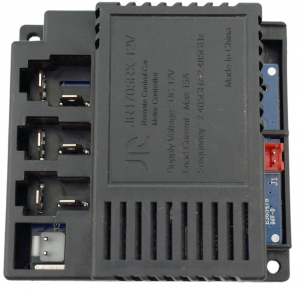 Modul telecomanda 2.4GHz, 12V, Mercedes ML-350, SL65, JR1705RX-12V [0]