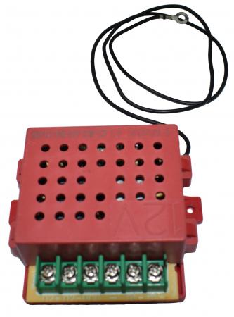 Modul telecomanda 27MHz, 12V, SRD+LC=T9K-R1V-27W-12V [3]