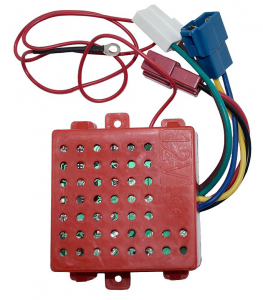 Modul telecomanda 27MHz, 12V, Mercedes Rastar CL45, tip 958 [0]