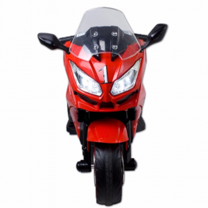 Motocicleta electrica cu 3 roti Premier Sport, 6V, 2 motoare, MP3, rosu [2]