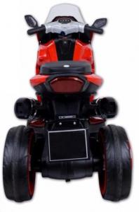 Motocicleta electrica cu 3 roti Premier Sport, 6V, 2 motoare, MP3, rosu [1]