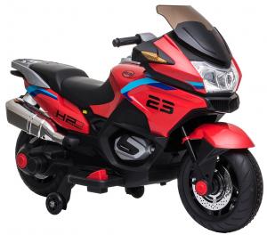 Motocicleta electrica cu 2 roti Premier Flash, 12V, roti cauciuc EVA, MP315