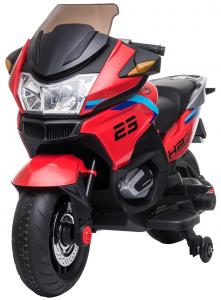 Motocicleta electrica cu 2 roti Premier Flash, 12V, roti cauciuc EVA, MP33