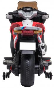 Motocicleta electrica cu 2 roti Premier Flash, 12V, roti cauciuc EVA, MP39