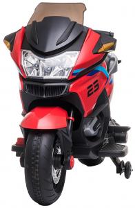 Motocicleta electrica cu 2 roti Premier Flash, 12V, roti cauciuc EVA, MP32
