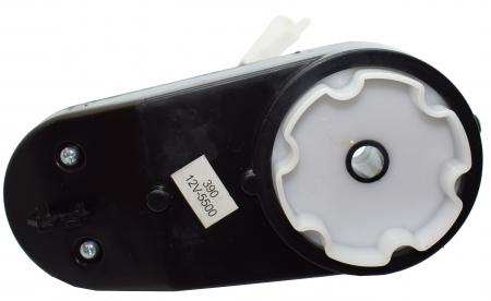 Motor actionare volan prin telecomanda 12V model RS390 pentru Mercedes SL65, GLC63S Maxi, Buggy, 5500rpm0