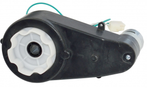 Motor roata cu angrenaj 12V pentru HC-1038, model J [0]