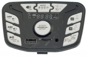 Panou multimedia D-MAX0