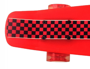 Penny board Ferrari rosu [2]