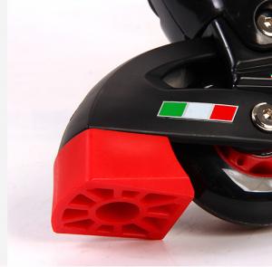Role Ferrari pentru copii cu roti din silicon3