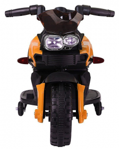 MMotocicleta electrica cu 2 roti Premier Rider, 6V, muzica, roti ajutatoare2