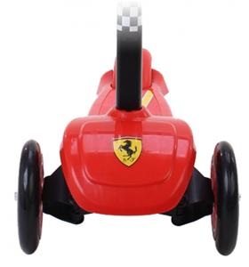 Trotineta Ferrari cu 3 roti cu sistem de franare si suspensii3