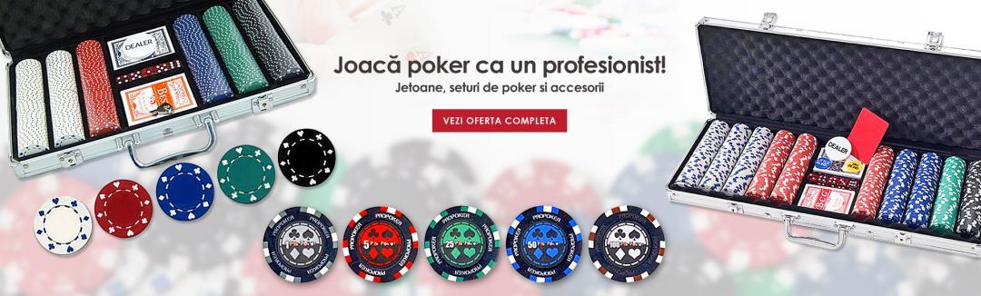 Banner home poker