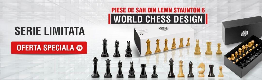 Set de sah World Chess Design