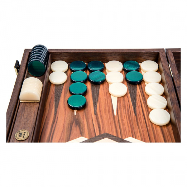 Puluri joc table - sidef Verde- d.36 mm 1