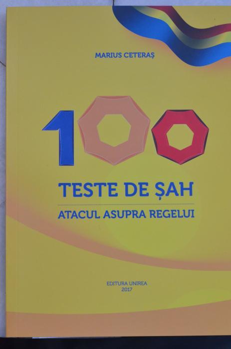 Carte : 100 Teste de sah.Atacul asupra regelui/ M. Ceteras 0