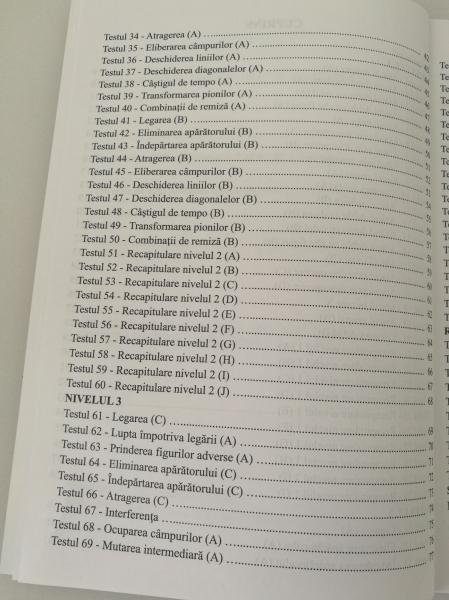 Carte : 100 teste de sah. Procedee Tactice Elementare / M. Ceteras 2