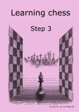 Learning chess - Step 3 - Workbook / Pasul 3 - Caiet de exercitii 0