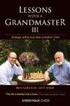 Carte : Lessons with a Grandmaster III imagine