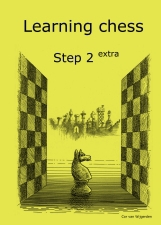 Learning chess - Step 2 EXTRA - Workbook / Pasul 2 extra - Caiet de exercitii 0