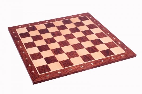 Tabla de sah din lemn padauk, 50mm imagine