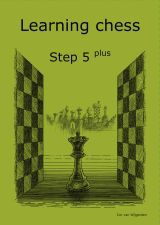 Learning chess - Step 5PLUS - Workbook / Pasul 5 plus - Caiet de exercitii 0