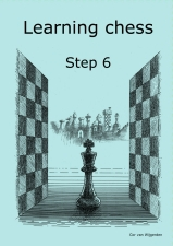 Learning chess - Step 6 - Workbook / Pasul 6 - Caiet de exercitii 0