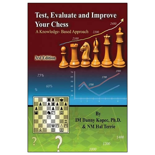 Carte : Test, Evaluate And Improve Your Chess (3rd edition) / Danny Kopec, Hal Terrie 0