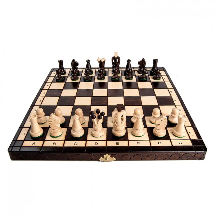 Set sah new  King Royal 28 cm - Mic [2]