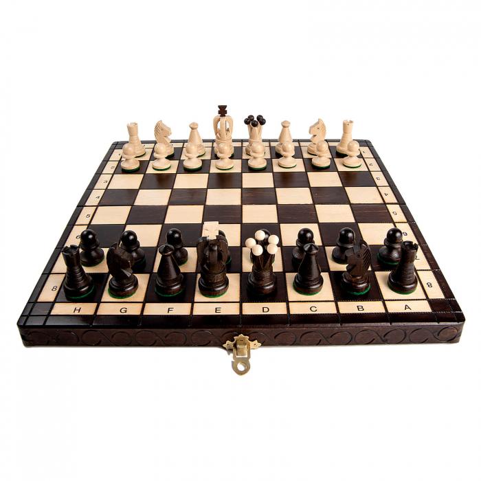 Set sah new  King Royal 28 cm - Mic [1]