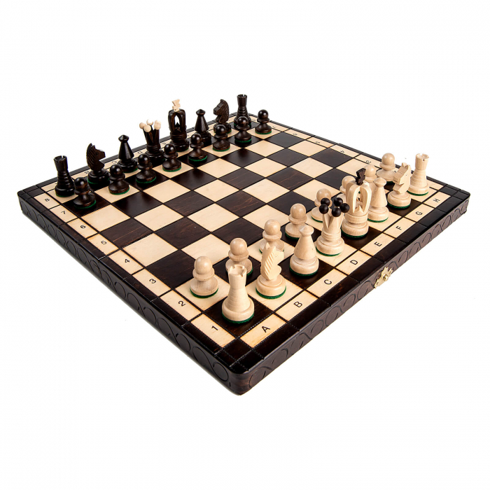Set sah new  King Royal 28 cm - Mic [3]