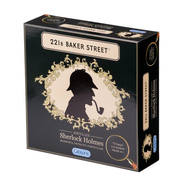 221B Baker Street - Sherlock Holmes (RO)