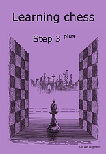 Learning chess - Step 3 PLUS - Workbook / Pasul 3 plus - Caiet de exercitii 0