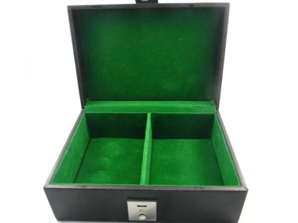 Cutie pentru piese sah din piele ecologica 4