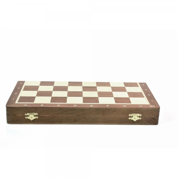Set sah BHB no 6, inlaid nuc/artar 1