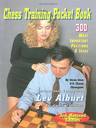 Carte : Chess Training Pocket Book I - 3rd ed. - 300 most important positions & ideas - Lev Alburt 0
