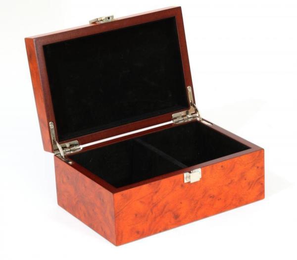 Cutie pentru piese - nod radacina de lemn - mare 1