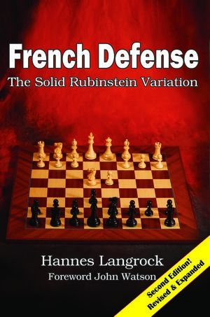 Carte : French Defense: The solid Rubinstein Variation, Hannes  Langrock 0