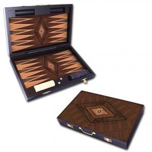 Set joc table/backgammon VIP Star - 48 x 62 cm 0