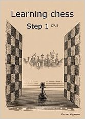 Learning chess - Step 1 PLUS - Workbook / Pasul 1 plus - Caiet de exercitii 0