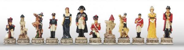 Piese sah - Batalia de la Waterloo [2]